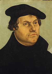 Zum Abschluss des Lutherjahres